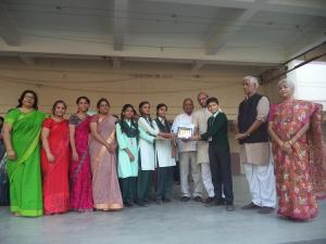 Mathematics: Best Research and Project Award