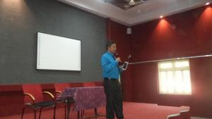 Sachin Batnagar Workshop