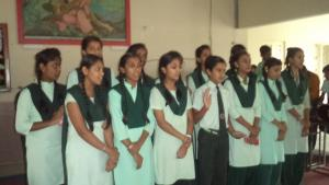 Inter House Patriotic Song Competition