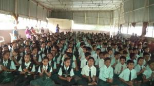 Inter House English Recitation Competition