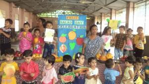 Fruit & Salad Decoration Celebration